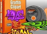 Graffiti Clipart Vector Images Collection - Download