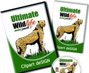Ultimate Wild Life Vektor Clipart - Paket | Download