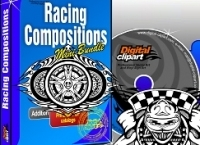 Racing Compositions Vector Images Collection - Download