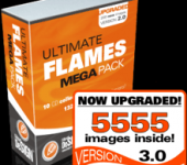 Ultimate Flames MEGA PACK - Paket | Download