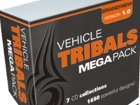 Vehicle Tribals MEGA PACK - Paket | Download