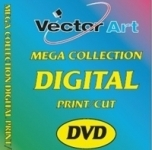 Vector Art Mega Digital Collection - Paket
